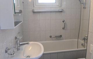 WG-Wettstein 3-Zimmerwohnung Bad