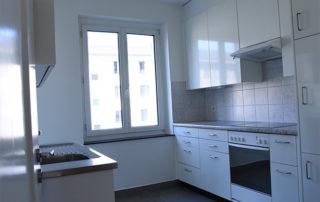 WG-Wettstein 3-Zimmerwohnung Küche