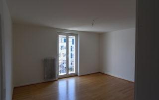 WG-Wettstein 3-Zimmerwohnung Schlafzimmer